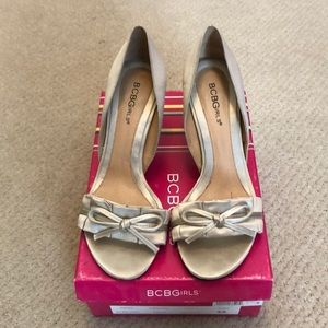 ⭐️NWOT⭐️ BCBG Formal Shoes